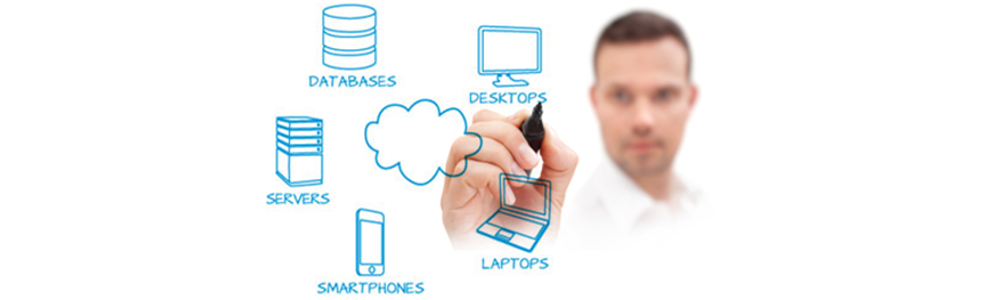 Secure and portable platforms storage and software for today's enterprise.